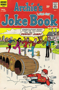 Cover Thumbnail for Archie's Joke Book Magazine (Archie, 1953 series) #182