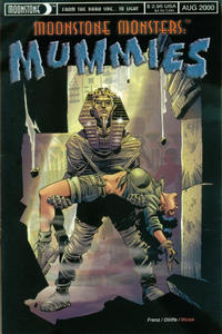 Cover Thumbnail for Moonstone Monsters: Mummies (Moonstone, 2000 series)