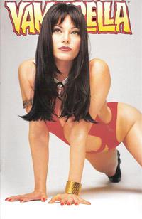 Cover Thumbnail for Vampirella (Harris Comics, 2001 series) #4 [Photo Cover]
