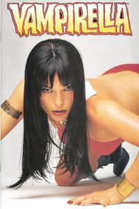 Cover Thumbnail for Vampirella (Harris Comics, 2001 series) #7 [Limited Edition Model Photo Cover]