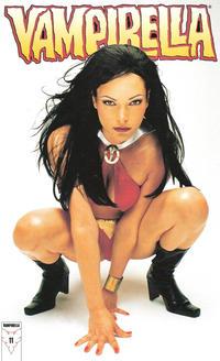 Cover Thumbnail for Vampirella (Harris Comics, 2001 series) #11 [Photo]