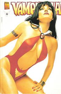 Cover Thumbnail for Vampirella (Harris Comics, 2001 series) #13 [Limited Edition Model Photo Cover]