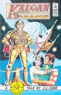 Cover Thumbnail for Kalgan the Golden (Harrier, 1988 series) #1