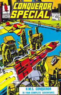 Cover Thumbnail for Conqueror Special (Harrier, 1987 series) #1