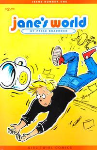 Cover Thumbnail for Jane's World (Girl Twirl Comics, 2002 series) #1