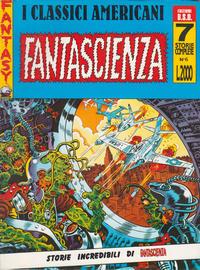 Cover Thumbnail for I Classici Americani Fantascienza Horror (Edizioni B.S.D. s.r.l., 1991 series) #6