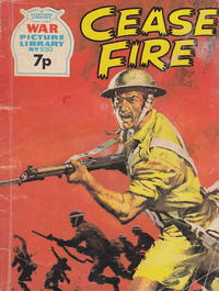 Cover Thumbnail for War Picture Library (IPC, 1958 series) #930