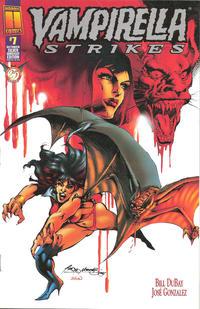 Cover Thumbnail for Vampirella Strikes (Harris Comics, 1995 series) #7