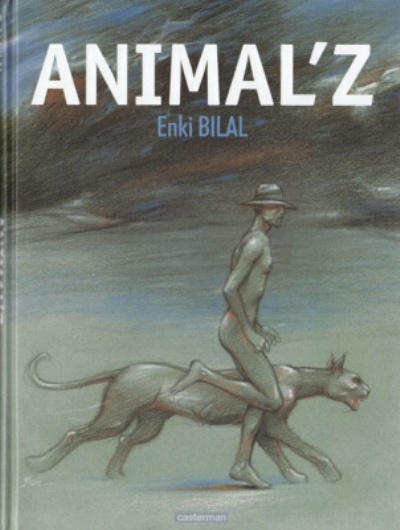 Cover for Animal'z (Casterman, 2009 series)