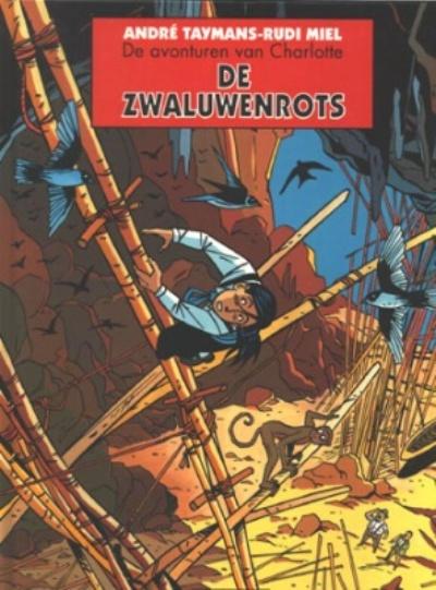 Cover for De avonturen van Charlotte (Casterman, 1994 series) #2