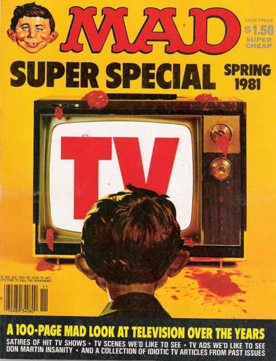 Cover for MAD Special [MAD Super Special] (EC, 1970 series) #34