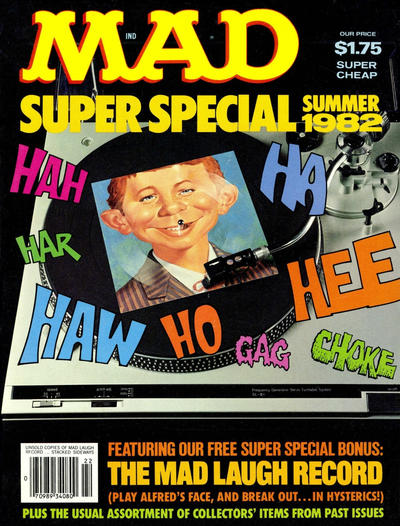 Cover for MAD Special [MAD Super Special] (EC, 1970 series) #39
