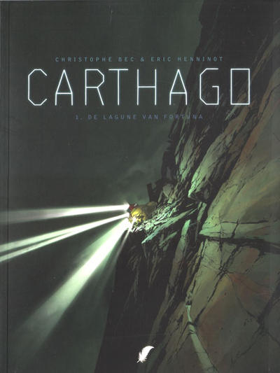 Cover for Carthago (Daedalus, 2007 series) #1 - De lagune van Fortuna