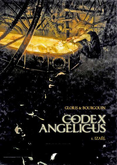 Cover for Codex Angélicus (Daedalus, 2008 series) #1
