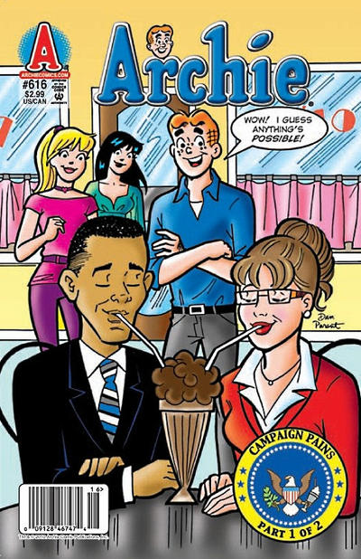 Cover for Archie (Archie, 1959 series) #616 [Direct Edition]