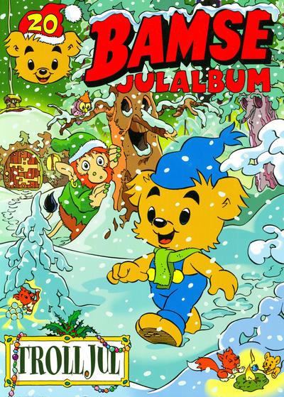 Cover for Bamses julalbum / Bamse julalbum (Egmont, 1997 series) #20