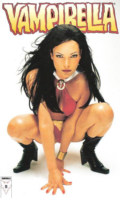 Cover for Vampirella (Harris Comics, 2001 series) #11 [Photo]