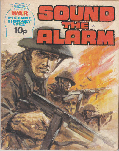 Cover for War Picture Library (IPC, 1958 series) #1227