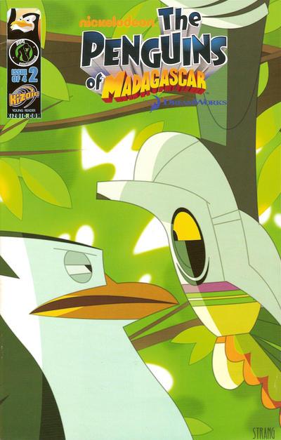 Cover for Penguins of Madagascar (Ape Entertainment, 2010 series) #2