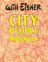 Cover for City People Notebook (Kitchen Sink Press, 1989 series)