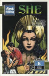 Cover for Fast Fiction (She) (Eclipse, 1988 series) #[nn]