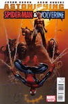 Cover for Astonishing Spider-Man & Wolverine (Marvel, 2010 series) #4