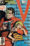 Cover for V (DC, 1985 series) #2 [Direct]