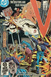 Cover for V (DC, 1985 series) #3 [Direct]