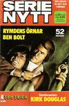 Cover for Serie-nytt [delas?] (Semic, 1970 series) #21/1979