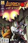 Cover for Bloodshot Last Stand (Acclaim / Valiant, 1996 series) #1