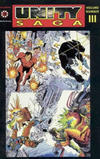 Cover for Unity Saga (Acclaim / Valiant, 1994 series) #3