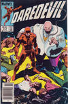 Cover Thumbnail for Daredevil (1964 series) #212 [Newsstand]
