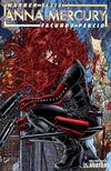 Cover for Anna Mercury (Avatar Press, 2008 series) #4 [Wraparound Juan Jose Ryp]