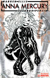 Cover Thumbnail for Anna Mercury (2008 series) #4 [Design Sketch]