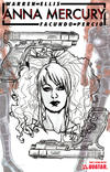 Cover Thumbnail for Anna Mercury (2008 series) #5 [Design Sketch]