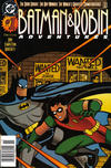 Cover for The Batman and Robin Adventures (DC, 1995 series) #1 [Newsstand]
