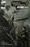 Cover Thumbnail for Transformers / G.I. Joe (2003 series) #1 [Cover B]