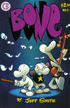 Cover for Bone (Cartoon Books, 1991 series) #1 [Eighth Printing]