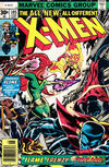 Cover for The X-Men (Marvel, 1963 series) #105 [30 cent cover]