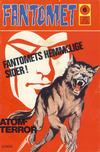Cover for Fantomet (Semic, 1976 series) #6/1977