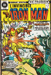 Cover for L'Invincible Iron Man (Editions Héritage, 1972 series) #32