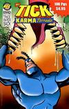 Cover for The Tick: Karma Tornado Bonanza (New England Comics, 1999 series) #1