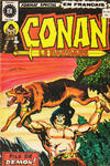 Cover for Conan le Barbare (Editions Héritage, 1972 series) #36