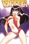 Cover Thumbnail for Vampirella (2001 series) #3 [Bruce Timm Cover]