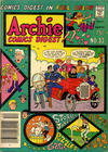 Cover for Archie Comics Digest (Archie, 1973 series) #33