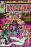 Cover Thumbnail for Dazzler (1981 series) #2 [Direct]