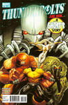 Cover for Thunderbolts (Marvel, 2006 series) #151