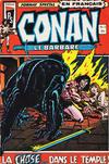 Cover for Conan le Barbare (Editions Héritage, 1972 series) #3