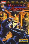 Cover for Dracula Versus Zorro (Topps, 1994 series) #1