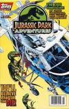 Cover for Jurassic Park Adventures (Topps, 1994 series) #10
